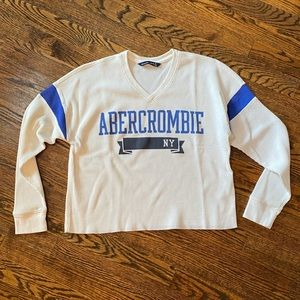 Abercrombie & Fitch top size S
